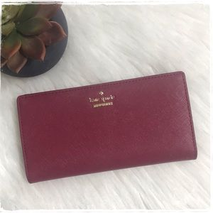 NEW! Kate Spade Cameron Street Stacy Wallet
